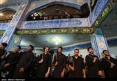 برگزاری مراسم عزاداری سید و سالار شهیدان در حسینیه ثارالله اردبیل+ فیلم