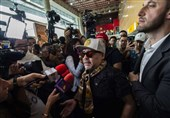 فوتبال جهان  آغاز دوران مربیگری مارادونا در منطقه اصلی قاچاق مواد مخدر مکزیک!
