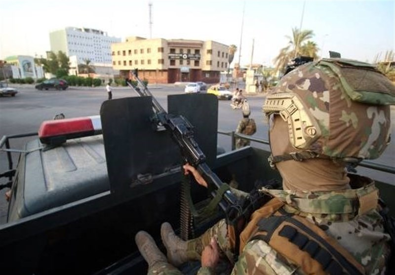 Iraqi Security Forces