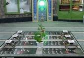 بزرگترین مرکز دانشگاهی نکا میزبان دو شهید گمنام دفاع مقدس است