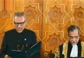 صدر مملکت عارف علوی نے 13ویں صدر کی حیثیت سے حلف اٹھالیا