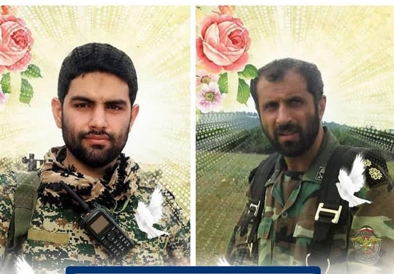 بازگشت پیکر دو شهید مدافع حرم به کشور پس از دو سال