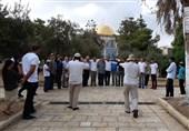 فلسطین| یورش دهها شهرکنشین به مسجدالاقصی/ برگزاری نشست کایبنه امنیتی به ریاست نتانیاهو