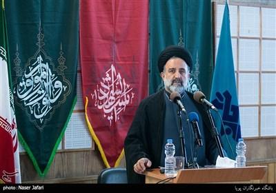 سخنرانی حجت الاسلام موسوی مقدم در آیین رونمایی از دو پایگاه جامع نغمههای مذهبی