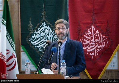 سخنرانی حمید شاه آبادی در آیین رونمایی از دو پایگاه جامع نغمههای مذهبی