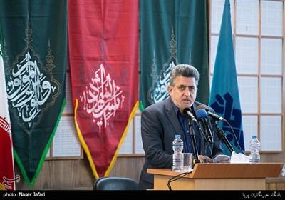 سخنرانی محسن طاهری در آیین رونمایی از دو پایگاه جامع نغمههای مذهبی