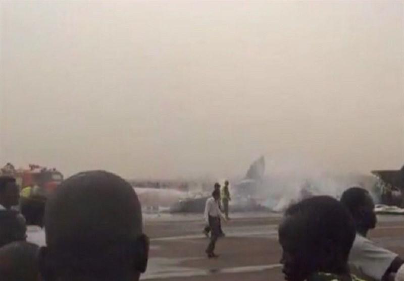 مصرع 19 شخصاً فی تحطم طائرة رکاب بجنوب السودان