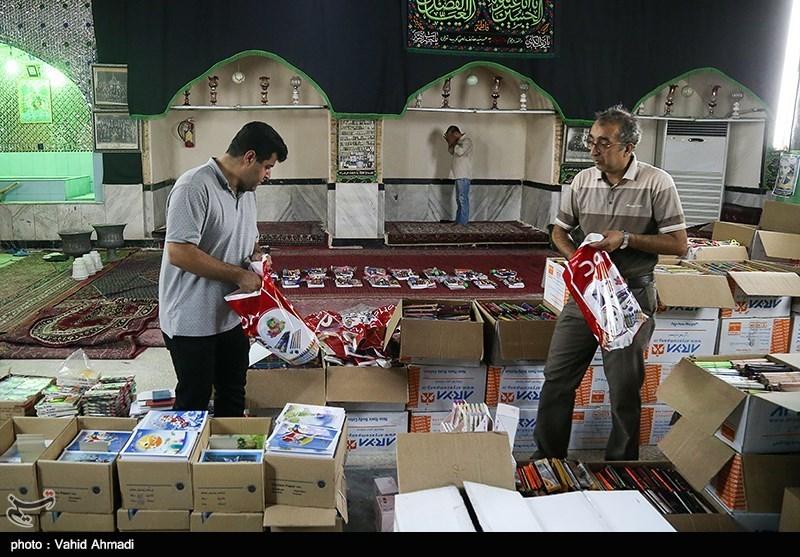 650 بسته لوازمالتحریر بین دانشآموزان محروم فارس توزیع شد