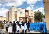وزیر بهداشت 3 پروژه طرح تحول سلامت را در شهر مرزی اشنویه افتتاح کرد