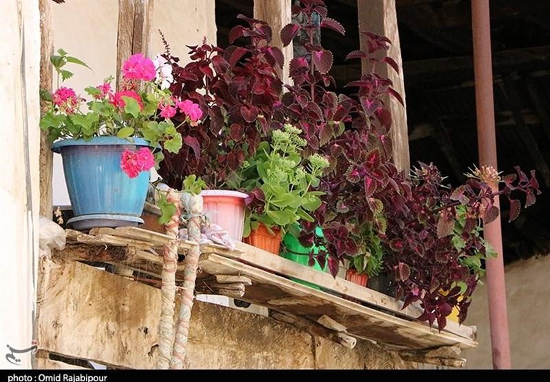 """خانههای زگالی """"سزیرود"""" اشکورات گیلان به روایت تصویر"""