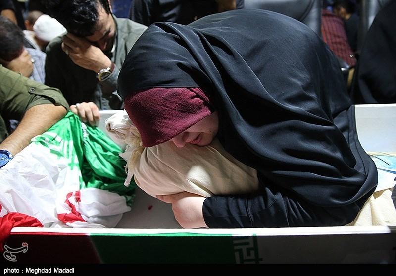 گوشت و خونش را در سوریه گذاشت و استخوانش را برای ما آورد/ دوست داشت گمنام بماند