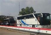 مئات المهجرین السوریین یعودون من لبنان