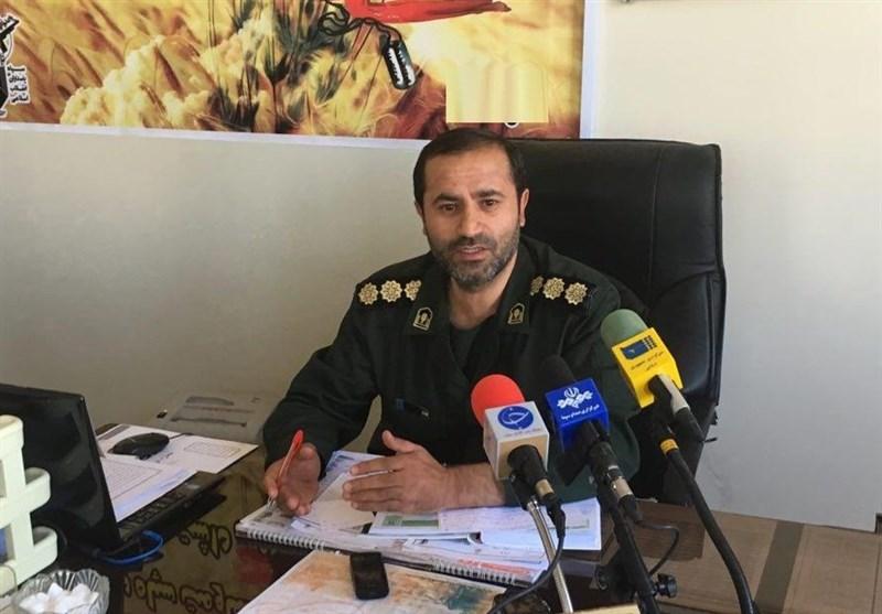 فرمانده جدید سپاه شهرستان میانه معرفی شد