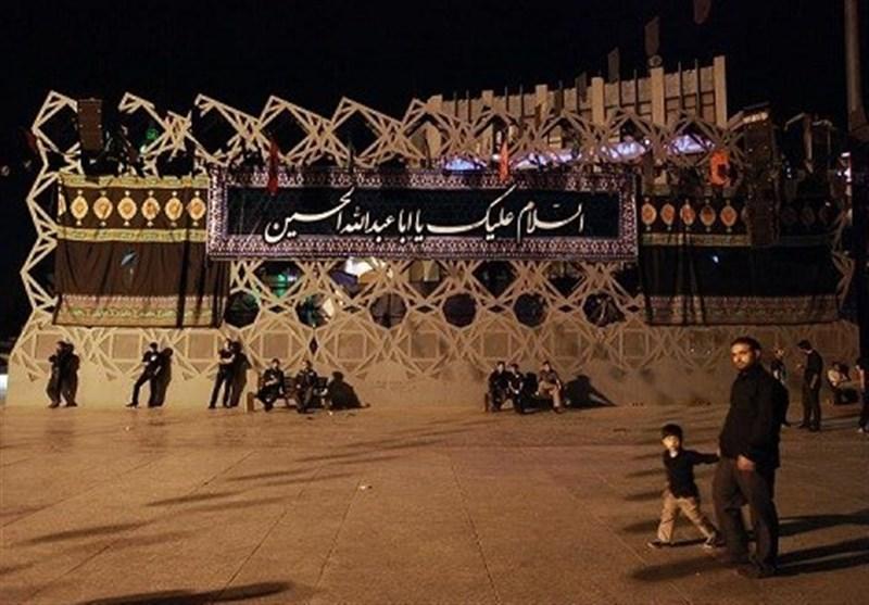 برپایی چهارمین سوگواره «جلوۀ سوگ» در میدان امام حسین (ع)