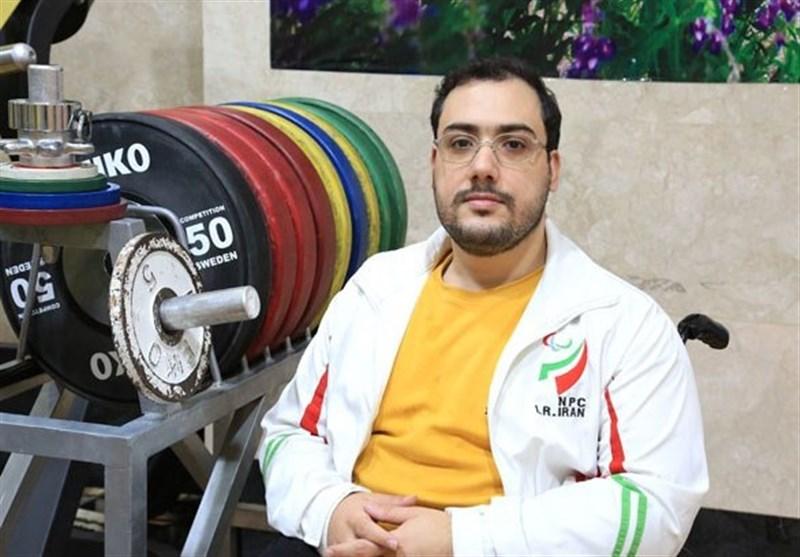 وزنهبرداری معلولان قهرمانی آزاد آسیا ــ اقیانوسیه| رستمی نایب قهرمان دسته 72 کیلوگرم شد