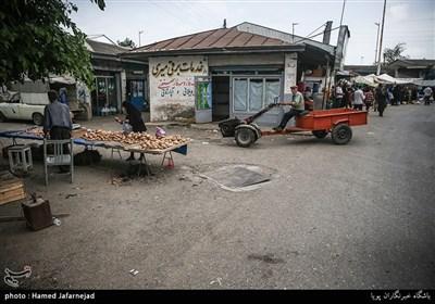 بازار محلی انزلی