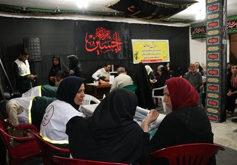 17 تیم پزشکی به مناطق محروم استان لرستان اعزام شد + تصاویر