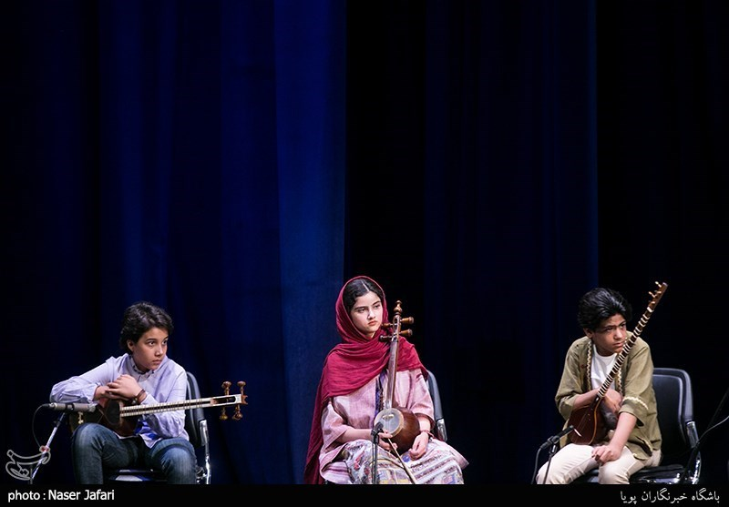 اختتامیه جشنواره موسیقی جوان به روایت عکس