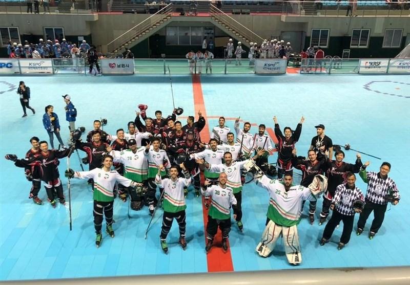 پیروزی تیمهای اینلاین هاکی ایران در مسابقات قهرمانی آسیا/ سالک و عربی در اسکیت فریاستایل روی سکو رفتند
