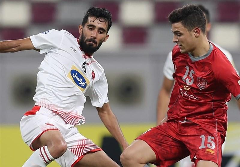 Persepolis Midfielder Bashar Resan Warns Al Duhail
