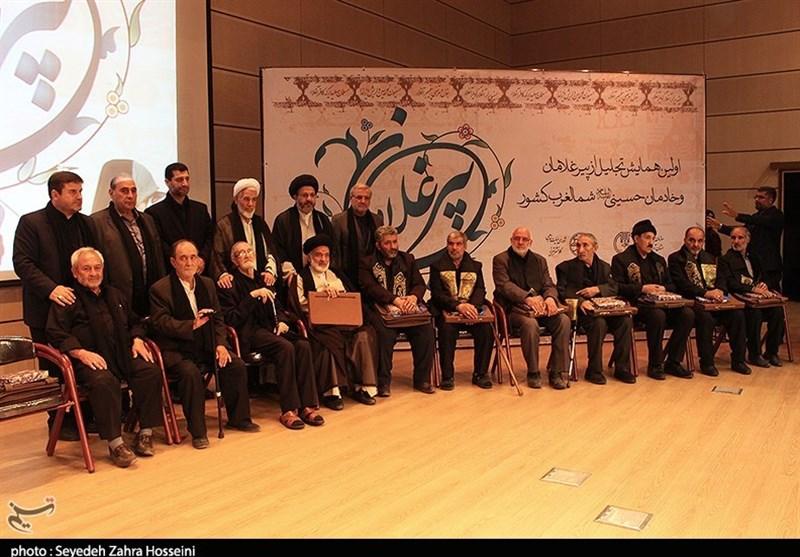برگزاری همایش تجلیل از پیرغلامان حسینی شمالغرب کشور در تبریز