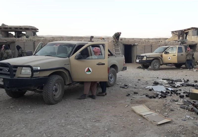 حملات گسترده طالبان به مناطق شمالی افغانستان؛ شهرستان «خمآب» سقوط کرد