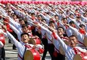 متفاوتترین رژه کره شمالی چگونه برگزار شد + تصاویر
