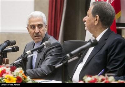 حضور منصور غلامی وزیر علوم در نشست روسای دانشگاهها و مراکز آموزش عالی کشور