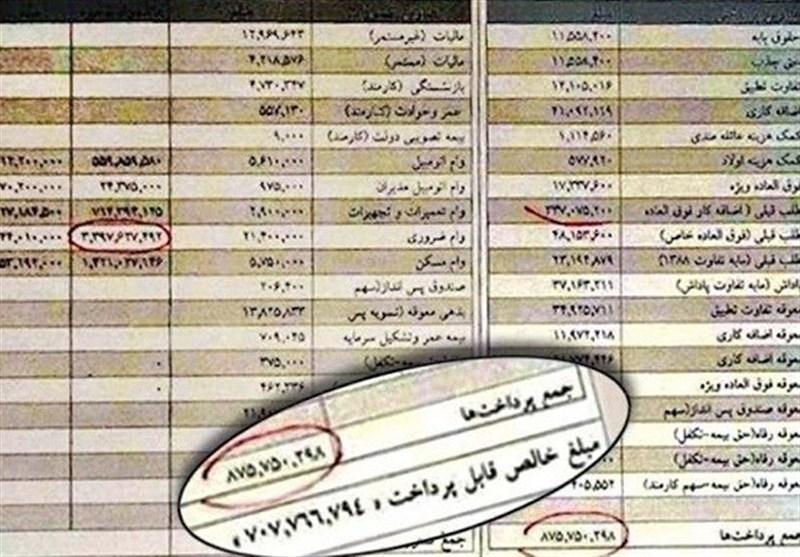 فیش حقوقی نمایندگان مجلس از شهریور ماه منتشر میشود + جزئیات