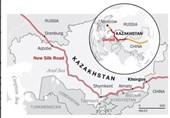 گسترش تعاملات چین و قزاقستان در چارچوب طرح کمربند و جاده