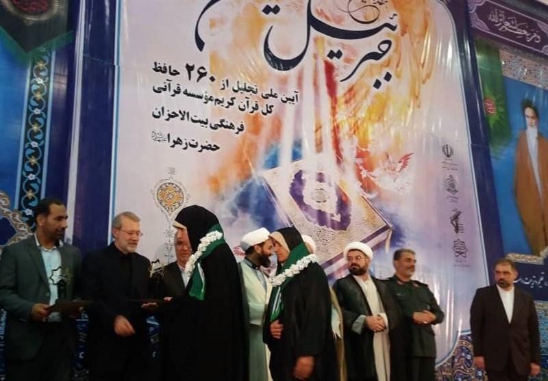 رئیس مجلس در استهبان: مشکلات اقتصادی و سیاسی با رواج فرهنگ قرآنی برطرف میشود