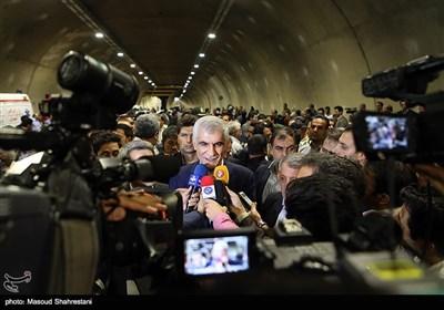 محمد علی افشانی شهردار تهران