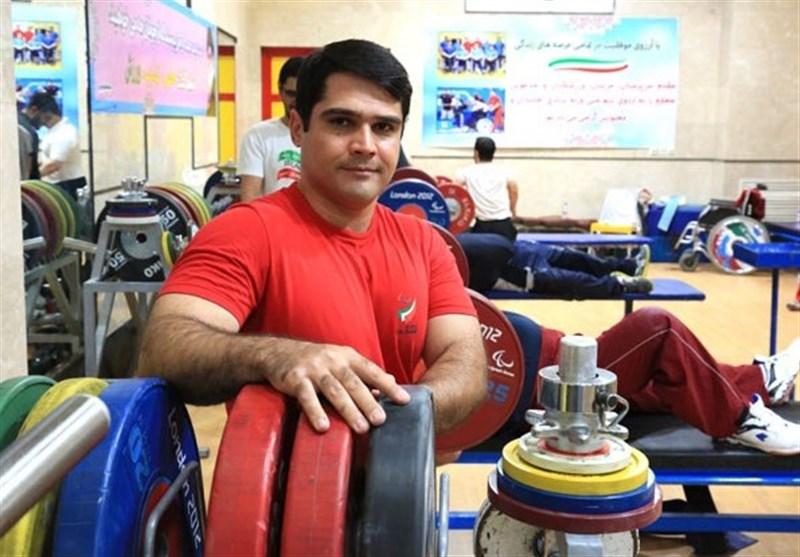 Iran's Moradi Takes Silver at World Para Powerlifting World Cup