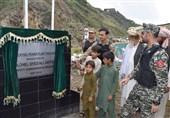 پاک افغان سرحدی علاقے بدر گیگا خیل میں بجلی فراہم کردی گئی