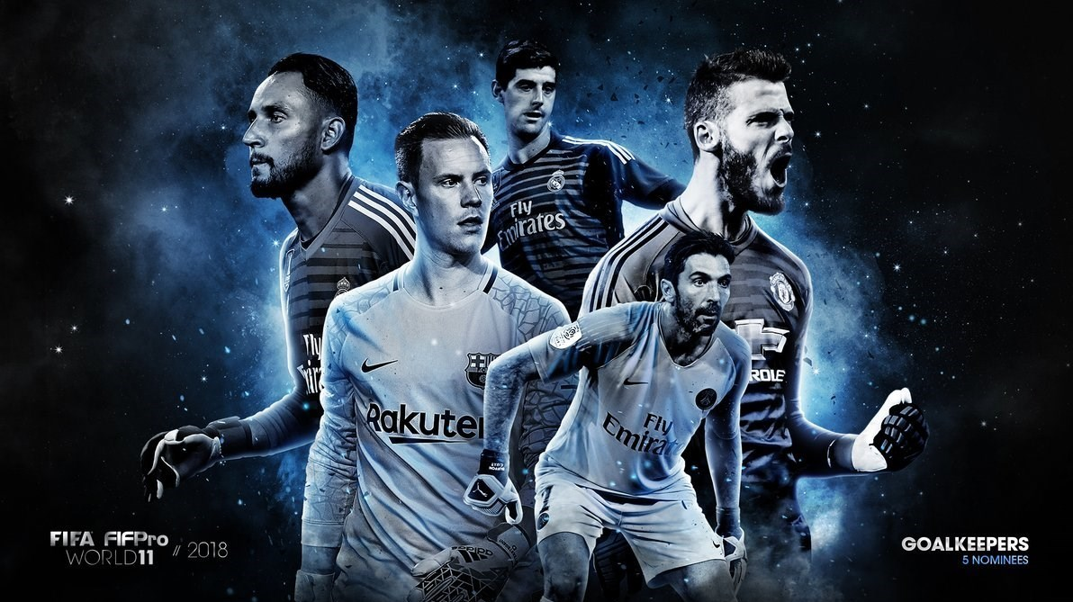 فوتبال جهان| اعلام نامزدهای حضور در تیم منتخب فیفا - فیفپرو در سال 2018
