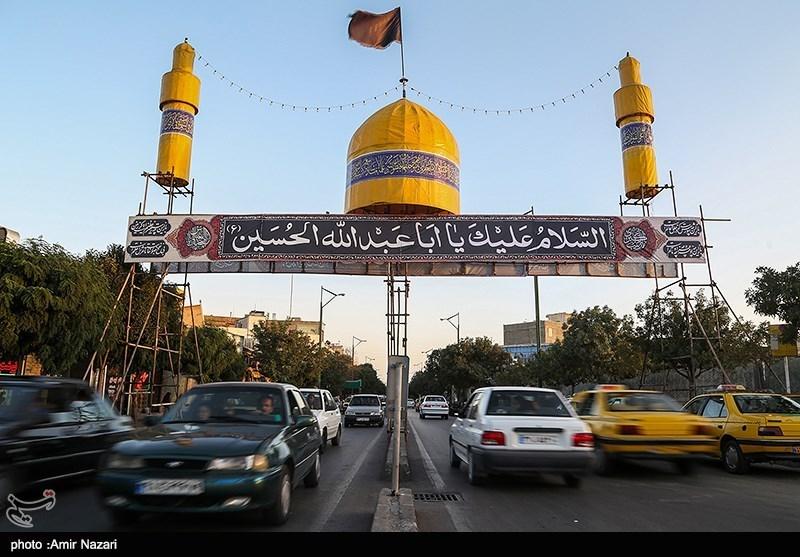 آماده سازی هیئت های مذهبی در آستانه ماه محرم - قزوین