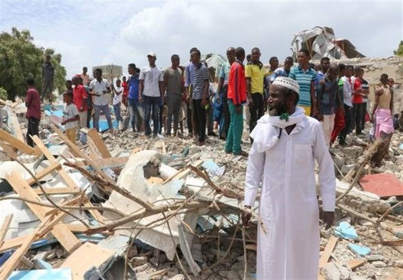 Suicide Explosion Targets Government Offices in Somalia's Mogadishu (+Video, Photos)