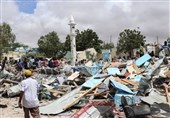 Suicide Car Explosion in Somalia