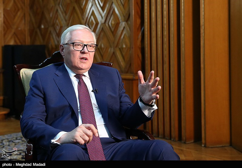 No Other Way but to Eradicate Terrorists in Syria's Idlib: Russia's Ryabkov (+Video)