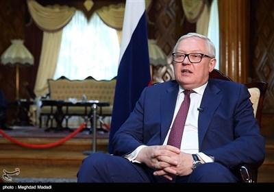 ریابکوف: توسعه برنامه موشکی ایران برای تقویت امنیت این کشور است