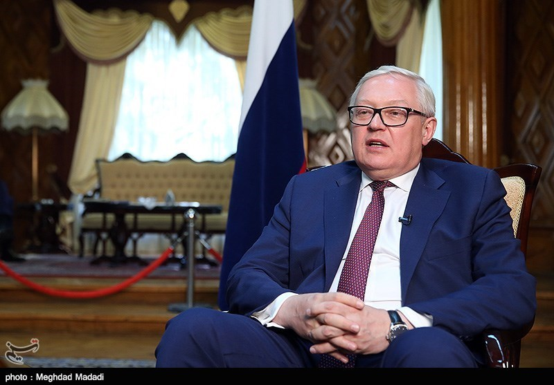 Not Possible for US to Bring Iran's Oil Export down to Zero: Ryabkov (+Video)