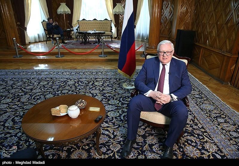 سرگئی ریابکوف معاون وزیرخارجه روسیه در گفت و گوی اختصاصی با تسنیم