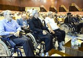 نخستین آئین نکوداشت پیشکسوتان جهاد و مقاومت دفاع مقدس در کرمان