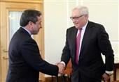 مشاورات ایرانیة روسیة تتناول الاتفاق النووی والعلاقات الثنائیة