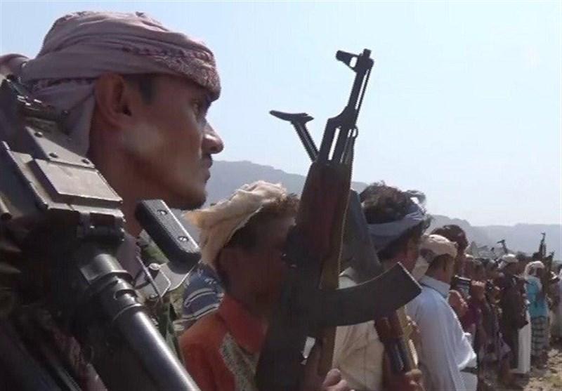 یمن|آمادهباش قبایل برای مقابله با جنگ اقتصادی آمریکا/ تجمع مردمی در «حجه» در محکومیت جنایات سعودی