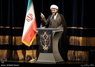 سخنرانی حجت الاسلام و المسلمین قمی رئیس سازمان تبلیغات اسلامی