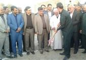 تهران| 50 واحد مسکونی محرومان در روستای لهک کلنگزنی شد+فیلم