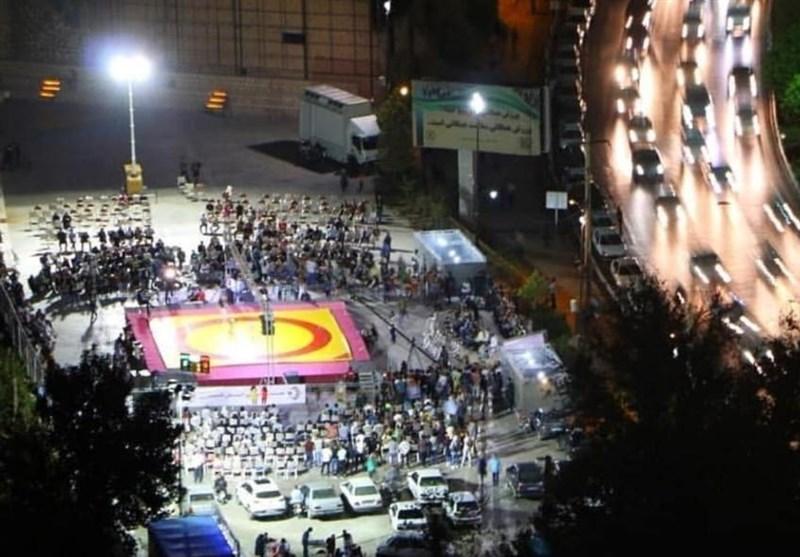 جشنوارههای ورزشی در فضاهای باز شیراز برگزار میشود