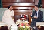 چینی سفیر یاو جنگ کی وزیر اعلی گلگت بلتستان حفیظ الرحمٰن سے ملاقات