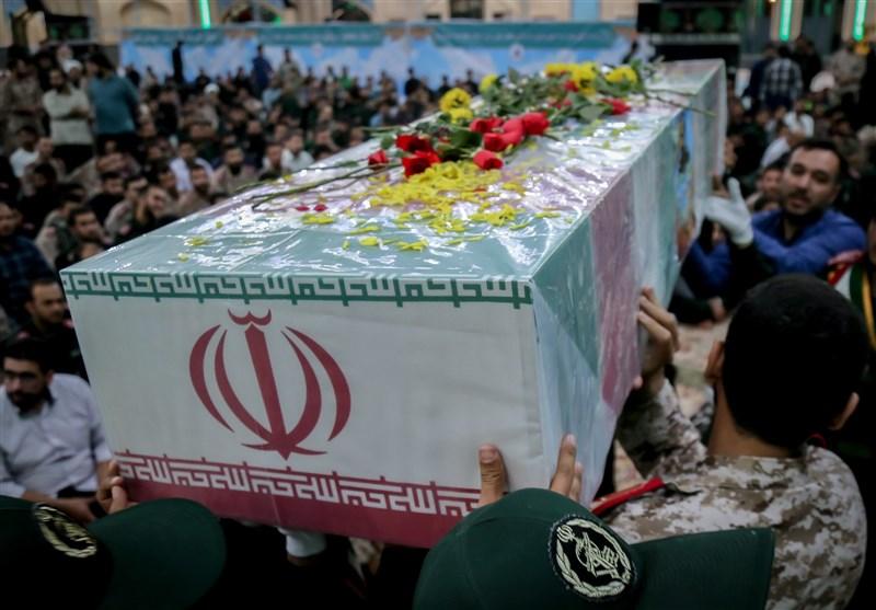 دعوت حوزه هنری و سازمان فرهنگی هنری از مردم تهران برای حضور در تشییع پیکر 135 شهیدان